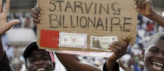 Dezastrul din Zimbabwe
