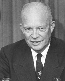"Dwight D. Eisenhower despre ""noua ordine mondiala"""