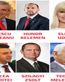 Candidatii pentru presedinte in noiembrie 2014