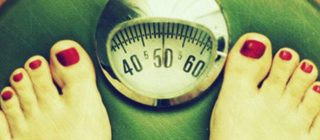 O schimbare în fiecare săptămână – (2) Urmăreşte-ţi greutatea